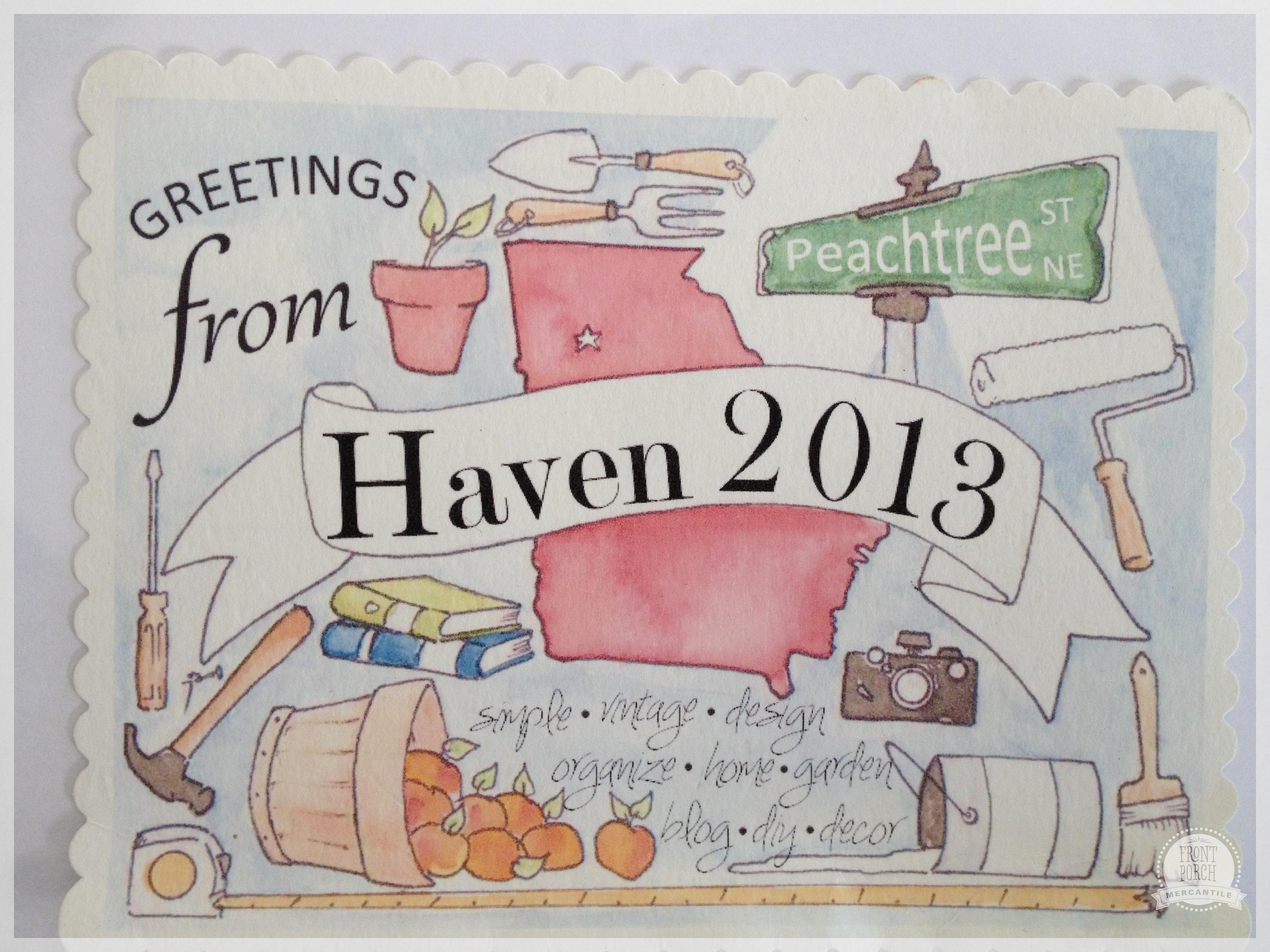 Haven 2013