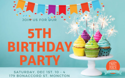 Party At The Front Porch – Front Porch Mercantile Turns 5