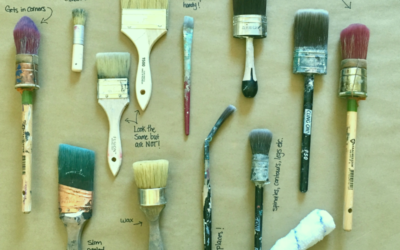How To Select The Right Paint Brush For The Job